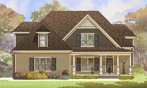 Lot 45 Arboretum, Southern Pines