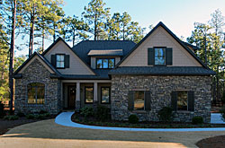 Grace home, Arboretum, Southern Pines