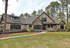167 National Dr., Pinehurst, NC Front View